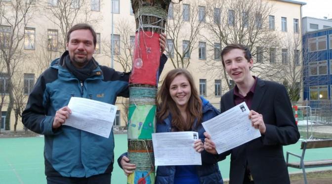 Petition zur Umwidmung des Schulhofs